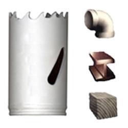 Bi-Metal Hole Saws (Wood, Metal, and PVC)
