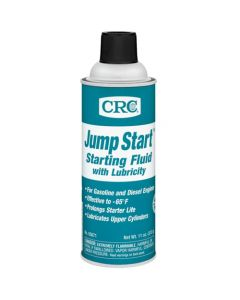 CRC Jump Start 16 oz Starting Fluid with Lubricity 05671