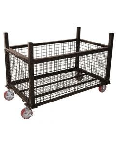 """Southwire 56 Tainer Mac Stacking Material Cart TM60B"""""""