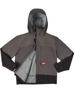 Milwaukee HYDROBREAK Rain Shell - Gray 310G