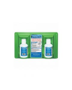 First Aid Only 16oz Eye & Skin Flush Emergency Station/Replacement (2 Bottles) 24-102