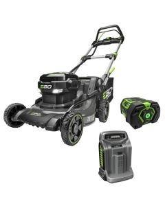 "EGO Power+ 20"" Brushless Self Propelled Lawn Mower 7.5Ah Kit w/ Steel Deck LM2022SP"