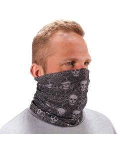 Ergodyne Chill-Its 6485 Multi-Band Face Cover Skulls 42112