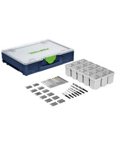 Festool Limited Edition 94-Piece Systainer³ Organizer Centrotec Set 576932