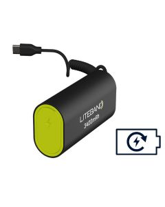 Liteband X-TEND Back-Up Rechargeable Battery Pack LXBP-3400