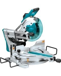 """Makita 10"""" Dual-Bevel Sliding Compound Miter Saw with Laser LS1019L"""