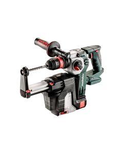 Metabo 18V KHA 18 LXT BL 24 Quick SDS-Plus 1 Brushless Rotary Hammer w/ HEPA Vac 600211900 (Bare Tool)