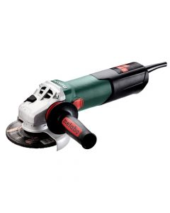 Metabo T 13-125 High Torque 5 Angle Grinder - 9;600 RPM - 12.0 Amps - w/ Lock-on Switch 600431420