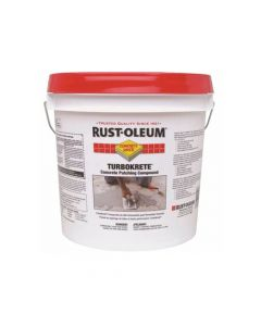 Rust-Oleum Concrete Saver 2 Gallon TurboKrete Concrete Patching Epoxy Compound Gallon Kit 253479