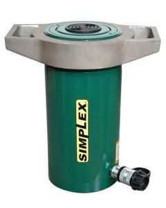 "Simplex 100 Ton Spr. Ret. Single Acting 10"" Stroke Cylinder R10010"