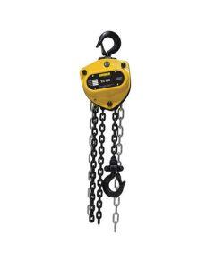 Sumner 1/2 Ton Premium Chain Hoist w/ 10' Chain Fall 787404